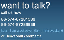 want to talk